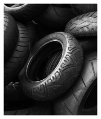 old tires - 20.07.2014