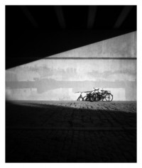bike under bridge - 25.06.2014